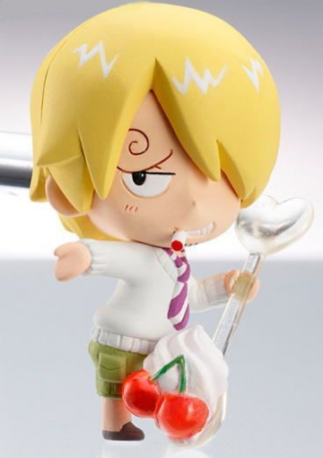 главная фотография One Piece Petit Chara Land Strong World Fruit Party: Sanji