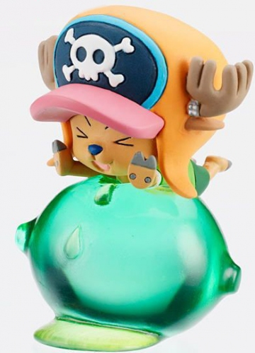 главная фотография One Piece Petit Chara Land Strong World Fruit Party: Chopper 2