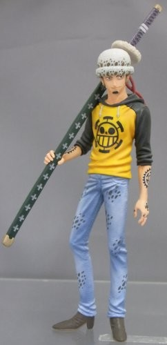 главная фотография One Piece Super Styling - Marine Ford: Trafalgar Law