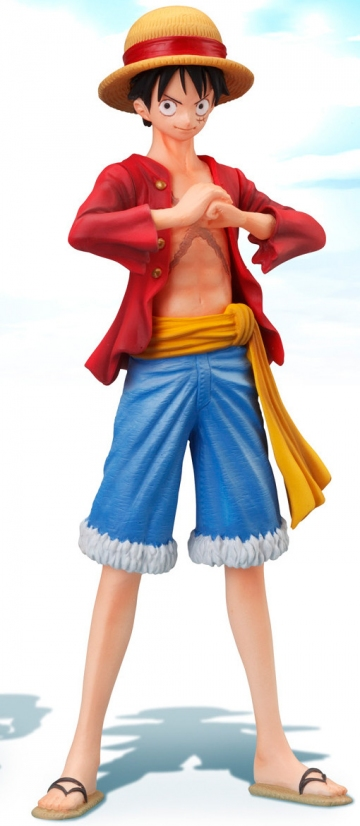 главная фотография One Piece Super Styling - Shindan: Monkey D. Luffy