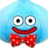Dragon Quest 25th anniversary: Smile Slime Plush Red bow tie Ver.
