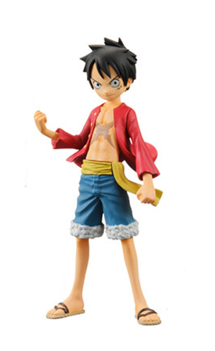 главная фотография Half age characters One Piece: Monkey D. Luffy