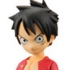Half age characters One Piece: Monkey D. Luffy