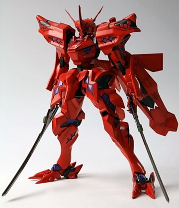 главная фотография Takemikazuchi Type-00F Tsukuyomi Mana Custom (Irisawa Limited)