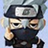 Evolution Swing 6: Hatake Kakashi