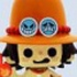 One Piece x PansonWorks Netsuke Strap Vol.5 - Portgas D. Ace