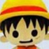 One Piece x PansonWorks Netsuke Strap Vol.5 - Monkey D. Luffy
