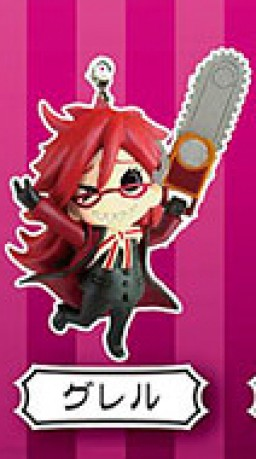 главная фотография Kuroshitsuji Colorful Collection: Grell Sutcliff