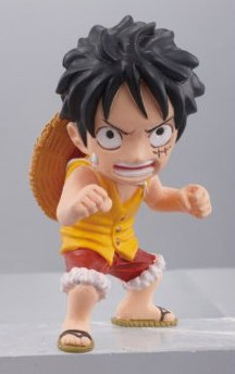 главная фотография OP Collection Change the World: Monkey D. Luffy