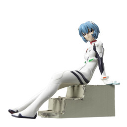 главная фотография HGIF Eva 01 Sadamoto Collection: Ayanami Rei