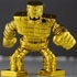 Metallic Monsters Gallery: Golden Golem