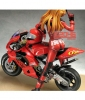фотография Soryu Asuka with Motorcycle