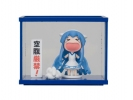 фотография Mini Ika Musume Minimini Breeding Kit: Ika-Musume With Cloud