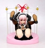 фотография Super Sonico Gothic Maid Bed Base Ver.