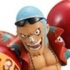 Half Age Characters One Piece Vol.3: Franky