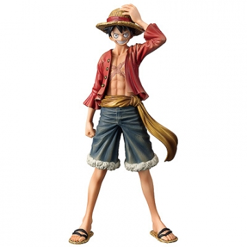 главная фотография The Grandline Men DXF Figure Vol.10 Monkey D. Luffy