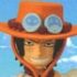 One Piece World Collectable Figure vol. 1: Portgas D Ace