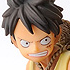 One Piece Brotherhood DX Figures Monkey D. Luffy