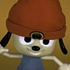 Vinyl Collectible Doll: Parappa