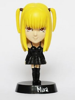 главная фотография Death Note Bobble Head Mascot Misa Amane