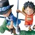 Log Box: Senka no Nokoribi: Monkey D. Luffy & Portgas D. Ace & Sabo