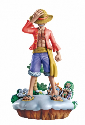главная фотография Log Box: Senka no Nokoribi: Monkey D. Luffy