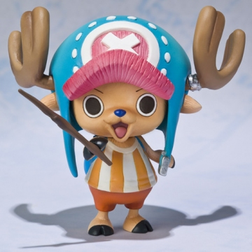 главная фотография Figuarts Zero Tony Tony Chopper New World Ver.
