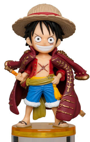 главная фотография One Piece World Collectable Figure Special ver.: Monkey D. Luffy