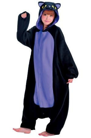 Обычно анимешный кигуруми-костюм представляет собой...