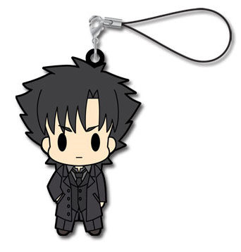 главная фотография Fate/Zero Rubber Strap Collection Vol.1: Emiya Kiritsugu