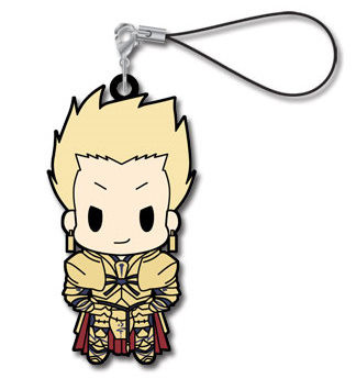 главная фотография Fate/Zero Rubber Strap Collection Vol.2: Gilgamesh