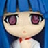 Deformed Higurashi Daybreak Portable: Rika Furude