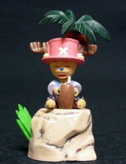 главная фотография One Piece Diorama World 1: Tony Tony Chopper