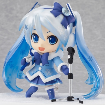 главная фотография Nendoroid Snow Miku: Fluffy Coat Ver.
