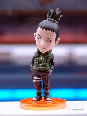 главная фотография Naruto: Shippuuden World Collectable Figure: Nara Shikamaru