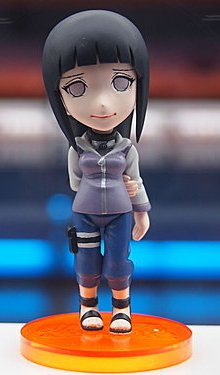главная фотография Naruto: Shippuuden World Collectable Figure: Hyuuga Hinata