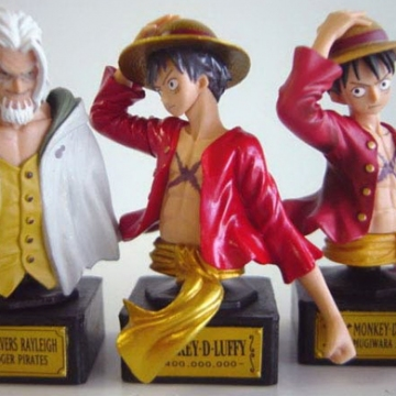 главная фотография One Piece Statue 01: Monkey D. Luffy Premium Rare