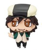 главная фотография Chara Fortune Plus Series Tiger & Bunny Hero Fortune! Kaburagi T. Kotetsu