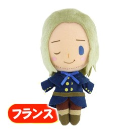главная фотография Movic Hetalia Axis Powers Plushies: France