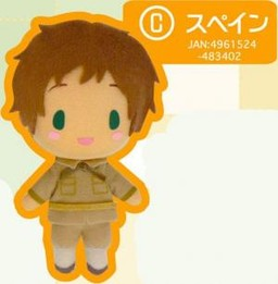 главная фотография Movic Hetalia Axis Powers Plushies Spain