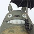 Mini Select Totoro & Umbrella