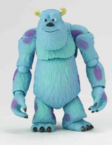 главная фотография Revoltech Pixar Figure Collection No.006: Sulley