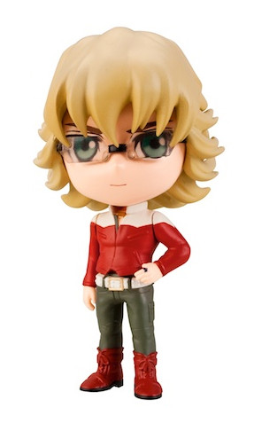 главная фотография Ichiban Kuji Kyun Chara World Tiger & Bunny #01: Barnaby Brooks Jr.