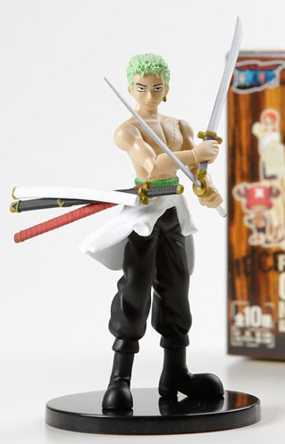 главная фотография One Piece Motion Figure: Roronoa Zoro