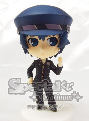 главная фотография Persona 4 The Animation Special Kuji Platinum: Shirogane Naoto