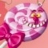Wonderland Mirror Mascot: Cheshire Cat Lollipop
