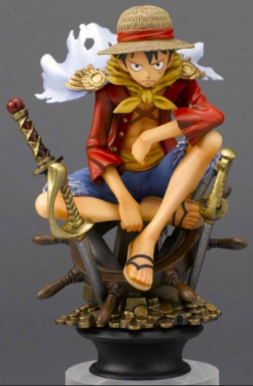 главная фотография Chess Piece Collection R ONE PIECE Vol.1: Monkey D.Luffy
