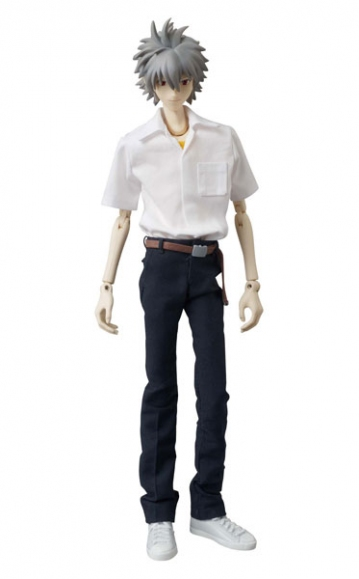 главная фотография Real Action Figure No.585 Nagisa Kaworu School Uniform Ver.