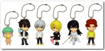 фотография Beelzebub Deformed Mini Swing Keychain: Kunieda Aoi