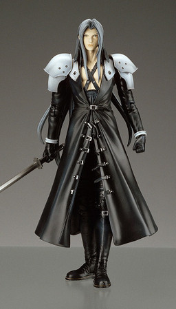 главная фотография Play Arts Sephiroth Advent Children Ver.